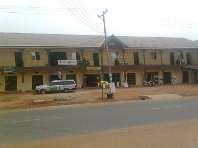 All Saints hospital & Maternity Otuocha Umueri