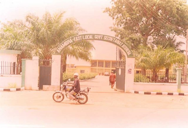 Anambra East Local Government Secretariat