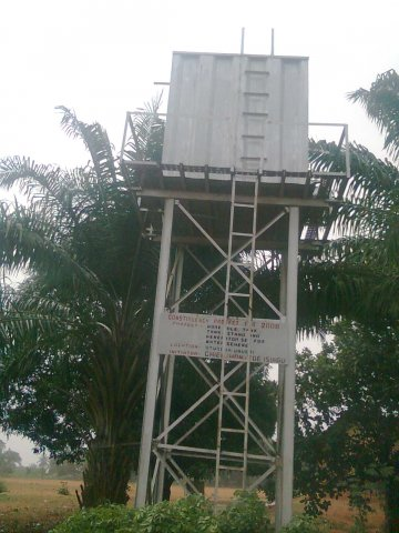 Borehole  Madonna Secondary School,Otuocha
